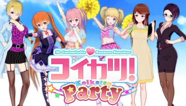 free-download-koikatsu-party