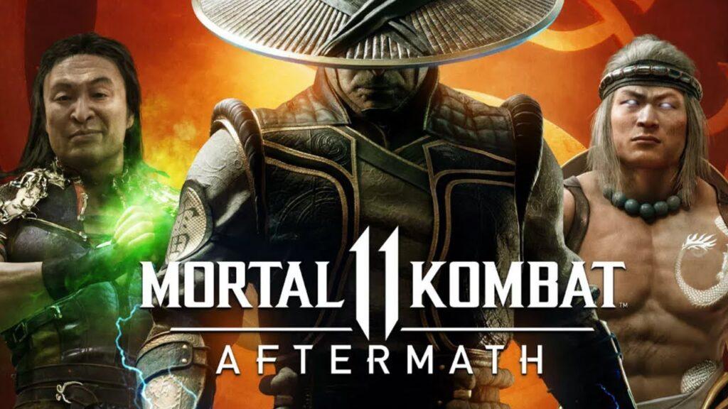 Free Download Mortal Kombat 11 • Fresh PC Games