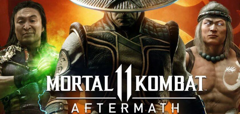 free download mortal kombat 11 aftermath